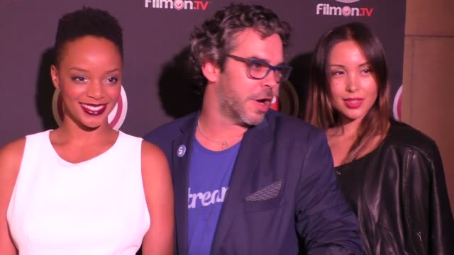 Will Keenan at the Bob Thunder Internet Assassin Premiere at Egyptian Theatre in Hollywood at Celebrity Sightings in Los Angeles on October 27 2015...