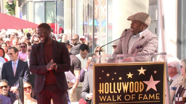 SPEECH Will Packer at Kevin Hart Honored With Star On The Hollywood Walk Of Fame at Hollywood Walk Of Fame on October 10 2016 in Hollywood California