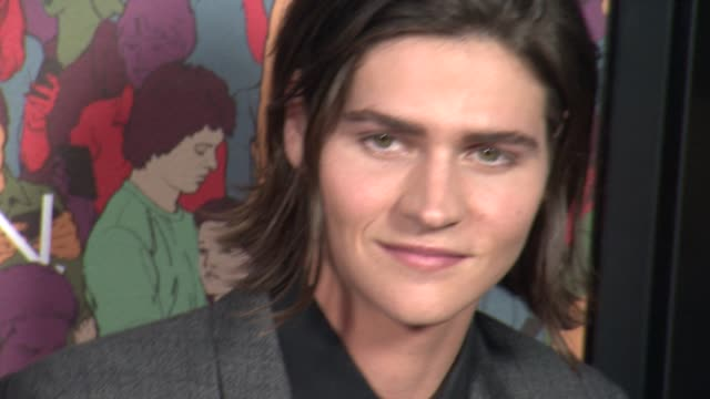 """will peltz at """"men, women & children"""" los angeles premiere at directors guild of america on september 30, 2014 in los angeles, california. - director's guild of america stock videos & royalty-free footage"""