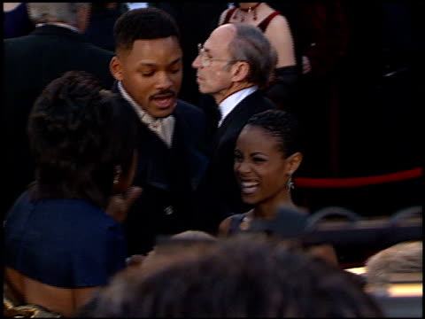 Will Smith at the 1996 Academy Awards Arrivals at the Shrine Auditorium in Los Angeles California on March 25 1996