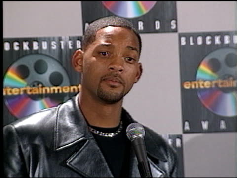 Will Smith at the 1998 BlockBuster Awards at Pantages Theatre in Hollywood California on March 10 1998