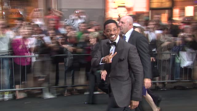 Will Smith at the 64th Annual Tony Awards at New York NY