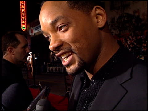 Will Smith at the 'Ali' Premiere at Grauman's Chinese Theatre in Hollywood California on December 12 2001