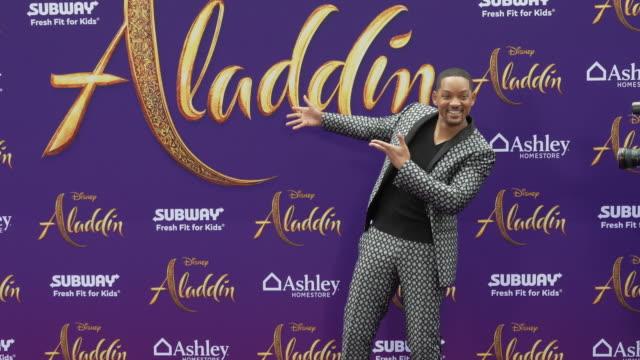 """CA: The World Premiere of Disney's """"Aladdin"""""""