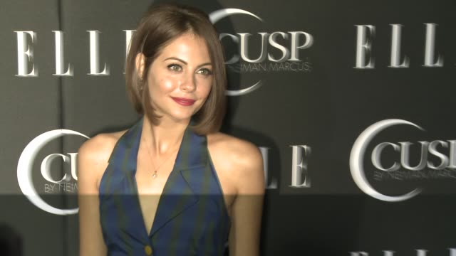 willa holland at 5th annual elle women in music celebration presented by cusp by neiman marcus at avalon on april 22 2014 in hollywood california - neiman marcus stock videos & royalty-free footage
