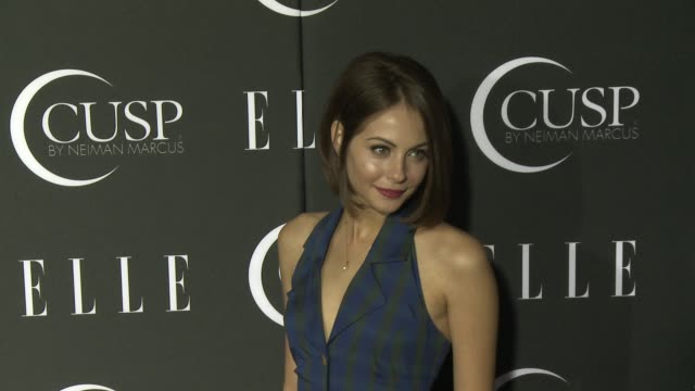 stockvideo's en b-roll-footage met willa holland at 5th annual elle women in music celebration presented by cusp by neiman marcus at avalon on april 22, 2014 in hollywood, california. - neiman marcus
