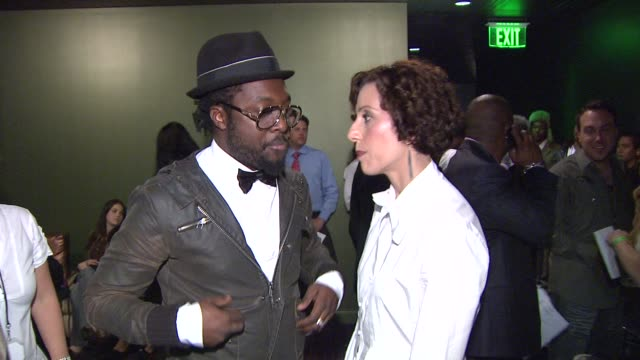 william and anne lewnes at the 5th annual black eyed peas peapod foundation benefit concert at los angeles ca - benefit concert stock videos & royalty-free footage
