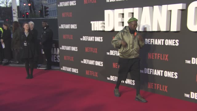 william at 'the defiant ones' special screening at ritzy picturehouse on march 15 2018 in london england - will.i.am stock videos & royalty-free footage