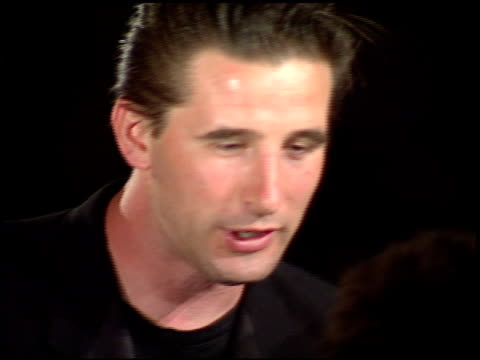 william baldwin at the 1998 academy awards vanity fair party at morton's in west hollywood, california on march 23, 1998. - 第70回アカデミー賞点の映像素材/bロール