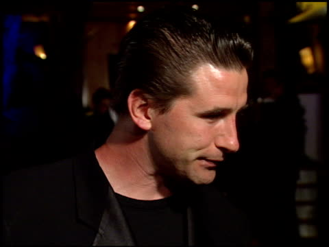 william baldwin at the 1998 academy awards vanity fair party at morton's in west hollywood california on march 23 1998 - 70th annual academy awards stock videos & royalty-free footage
