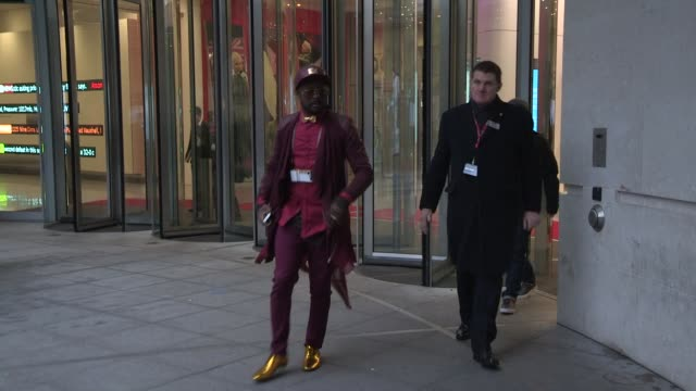 william celebrity video sightings on february 11 2013 in london england - will.i.am stock videos and b-roll footage