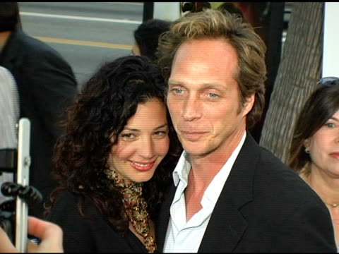 William Fichtner and wife at the 'Crash' Los Angeles Premiere on April 26 2005