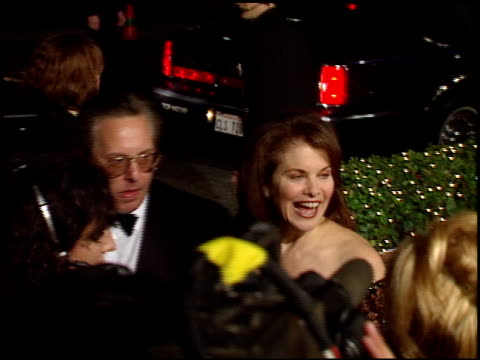 vidéos et rushes de william freidkin at the 1998 academy awards titanic party at new chasens in beverly hills california on march 23 1998 - william friedkin