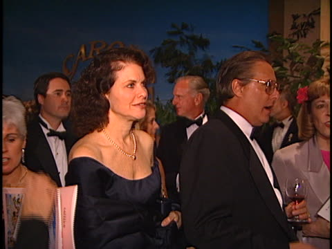 vidéos et rushes de william freidkin at the carousel of hope gala at beverly hilton - william friedkin