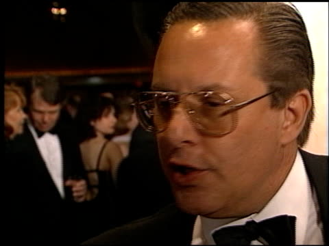 vidéos et rushes de william freidkin at the directors guild awards at the century plaza hotel in century city california on march 7 1998 - william friedkin
