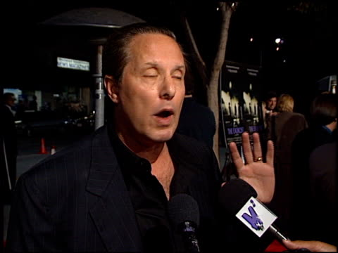 vidéos et rushes de william freidkin at the premiere of 'the exorcist' on september 21 2000 - william friedkin