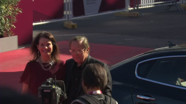 vidéos et rushes de broll william friedkin at golden lion for lifetime achievement award william friedkin red carpet on august 29 2013 in venice italy - william friedkin