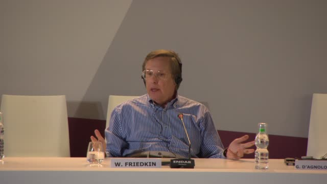 vidéos et rushes de interview william friedkin on working with gene hackman his earlier approach as a director at golden lion for lifetime achievement award william... - william friedkin