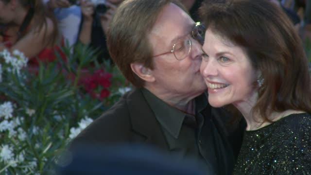 William Friedkin Sherry Lansing at the Killer Joe premiere Venice Film Festival 2011 at Venice