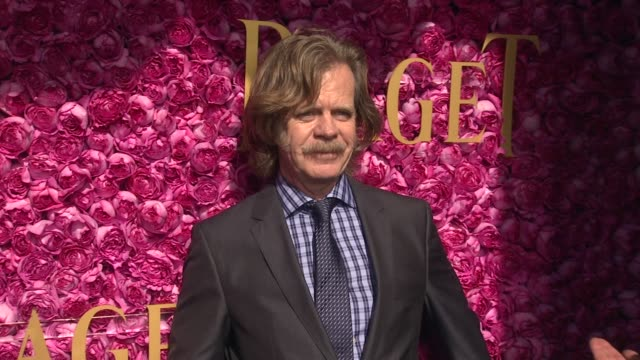 william h. macy at piaget at the 2012 film independent spirit awards on 2/25/12 in los angeles, ca - independent feature project stock videos & royalty-free footage