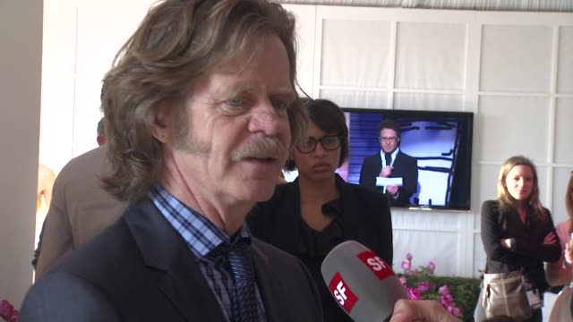william h macy at piaget at the 2012 film independent spirit awards on 2/25/12 in los angeles ca - independent feature project stock videos and b-roll footage