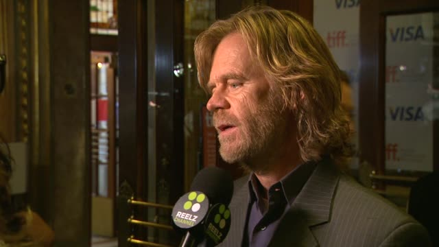william h macy at the sessions special presentation screening - toronto international film festival 2012 on 9/9/2012 in toronto, canada. - film screening stock videos & royalty-free footage
