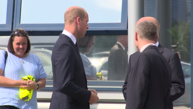 stockvideo's en b-roll-footage met william hague the duke of cambridge on september 06 2018 in london england - william hague