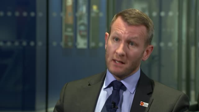 health secretary to 'push through' nhs 111 helpline reforms; int ron daniels interview sot/ ext melissa and paul mead along whitehall - she holding... - paul daniels stock videos & royalty-free footage