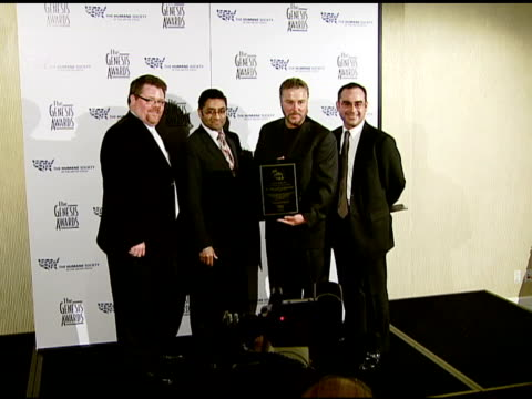 william peterson at the 2008 genesis awards at the beverly hilton in beverly hills california on march 30 2008 - william petersen stock videos & royalty-free footage