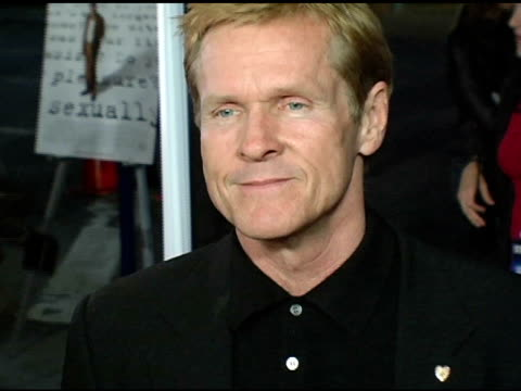 William Sadler at the 'Kinsey' Premiere Arrivals at the Mann Village Theatre in Westwood California on November 8 2004