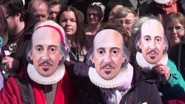 William Shakespeares hometown of Stratford upon Avon on Saturday leads the global celebrations to mark 400 years since the playwrights death with...
