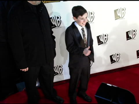 william ullrich at the 2005 critics' choice awards at the wiltern theater in los angeles, california on january 10, 2005. - critics' choice movie awards stock videos & royalty-free footage