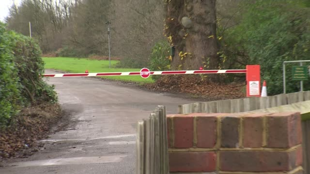 william whillock to pay damages in 'sexting' case england kent west heath ext sign for 'west heath school' barrier at entrance road pull out to... - セクスティング点の映像素材/bロール