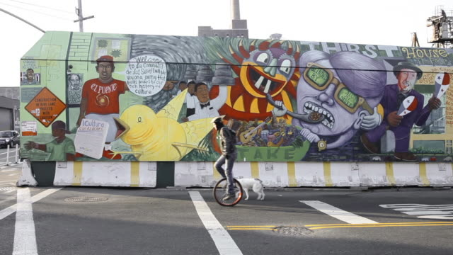 williamsburg, brooklyn, new york city - hipster culture stock videos & royalty-free footage