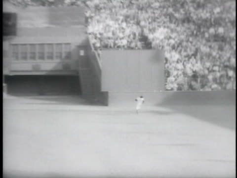 willie mays on baseball field and on press conference / usa - 50 seconds or greater stock videos & royalty-free footage