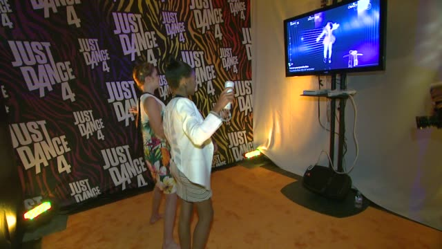 Willow Shields Amandla Stenberg at Entertainment Weekly's 6th Annual ComicCon Celebration Sponsored By Just Dance 4 on 7/14/12 in San Diego CA