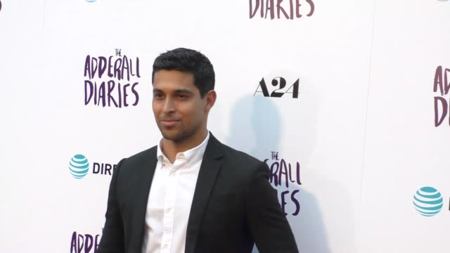 wilmer valderama at the a24/directv's the adderall diaires premiere at arclight theatre in hollywood in celebrity sightings in los angeles - wilmer valderrama stock videos & royalty-free footage