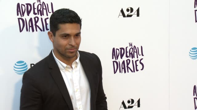wilmer valderrama at the adderall diaries los angeles premiere at arclight hollywood on april 12 2016 in hollywood california - wilmer valderrama stock videos & royalty-free footage