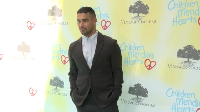 wilmer valderrama at the children mending hearts 9th annual empathy rocks on june 11 2017 in los angeles california - wilmer valderrama stock videos & royalty-free footage