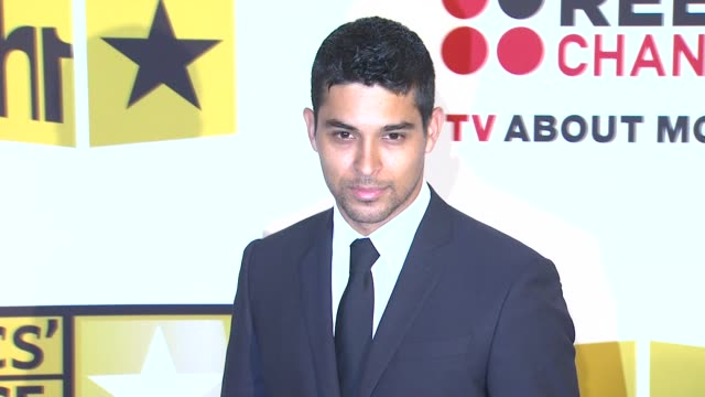 wilmer valderrama at the critics' choice television awards luncheon at beverly hills ca. - wilmer valderrama stock videos & royalty-free footage