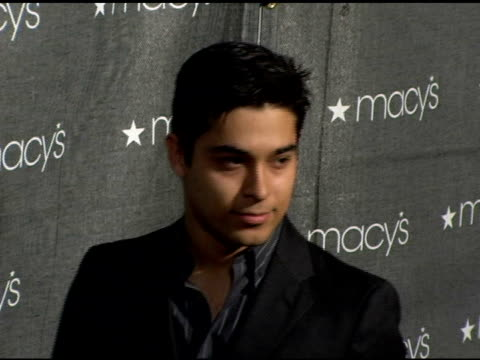 Wilmer Valderrama at the Macy's Passport 2005 Presented by American Express at Barker Hanger in Santa Monica California on September 29 2005