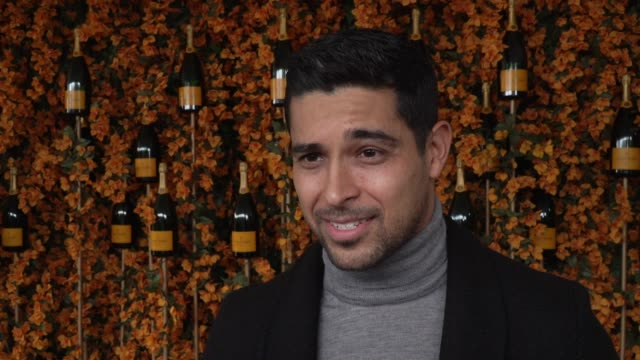 wilmer valderrama at the ninth-annual veuve clicquot polo classic los angeles at will rogers state historic park on october 06, 2018 in pacific... - wilmer valderrama stock videos & royalty-free footage