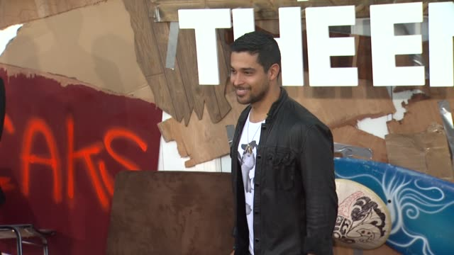 wilmer valderrama at this is the end los angeles premiere on 6/3/2013 in westwood, ca. - wilmer valderrama stock videos & royalty-free footage