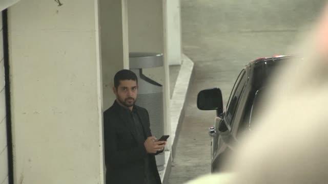Wilmer Valderrama departing the Arclight in Hollywood in Celebrity Sightings in Los Angeles