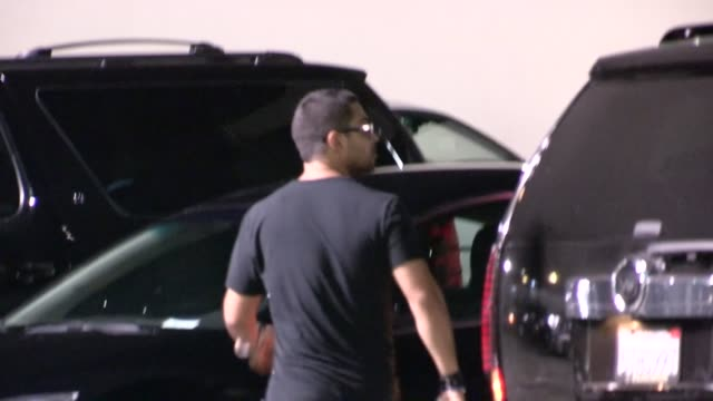 wilmer valderrama departs avalon in hollywood 08/13/12 - wilmer valderrama stock videos & royalty-free footage