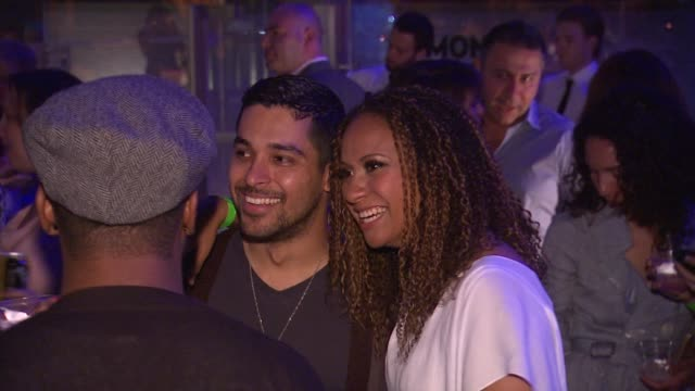 Wilmer Valderrama Tracie Thoms at Montblanc Presents The 3rd Annual 24 Hour Plays In Los Angeles on 6/22/13 in Los Angeles CA