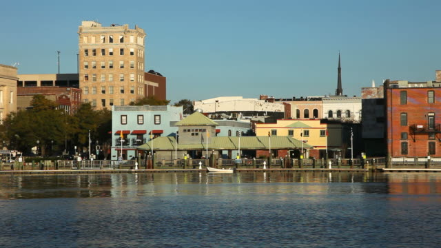 wilmington, north carolina - wilmington north carolina stock videos & royalty-free footage