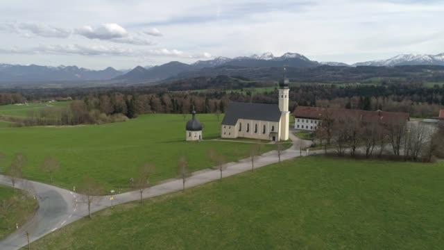Wilparting Church, Bavaria, Germany, Europe