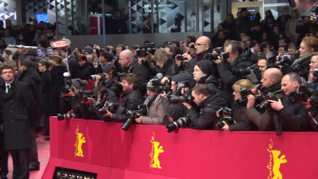 Wim Wenders at 'Every Thing Will be Fine' Carpet 65th Berlin Film Festival at Berlinale Palast on February 10 2015 in Berlin Germany