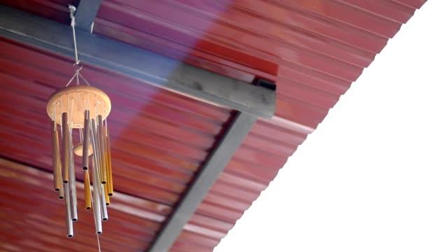 風鈴 - ベル点の映像素材/bロール